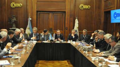 """AUDIO: Pichetto calificó de """"excepcional"""" el acuerdo Mercosur y UE"""