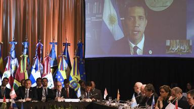 AUDIO: El Grupo de Lima ratificó su respaldo a Guaidó