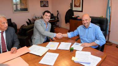 AUDIO: Apross firmó un nuevo acuerdo con anestesistas de Córdoba