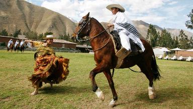 AUDIO: Para Usandivaras, el caballo peruano es