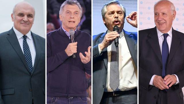 FOTO: Con encendidos discursos, los candidatos cerraron la campaña