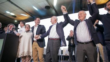 AUDIO: Urtubey realzó la propuesta electoral