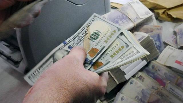 FOTO: El dólar sube 30 centavos y se vende a 46,60 pesos