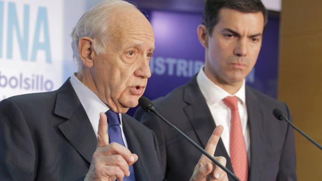 FOTO: El ex ministro de Economía criticó a Macri y a Cristina.