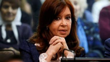FOTO: El juicio a Cristina Kirchne lleva un año y se había frenado por la feria judicial.