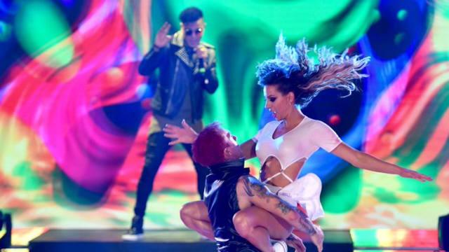 FOTO: Jean Carlos llenó de mambo y cuarteto la noche de ShowMatch