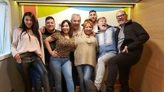 FOTO: Radio Popular cumplió 25 años junto a grandes estrellas