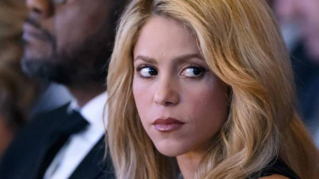 FOTO: Shakira, complicada con el fisco español.