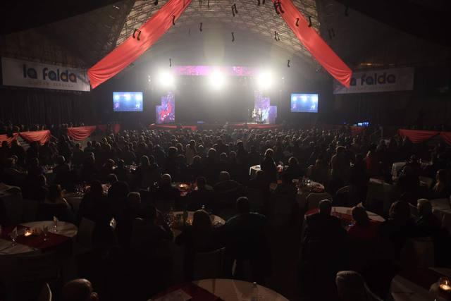 FOTO: El tango se despide de La Falda ante 1.300 personas