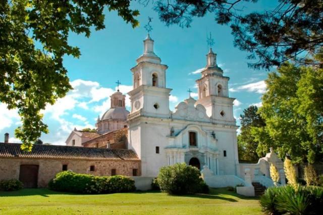 FOTO: Estancia Santa Catalina, una de las joyas de la provincia.