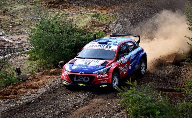 FOTO: El español Dani Sordo correrá como invitado un Hyundai R5 en el Rally de Neuquén
