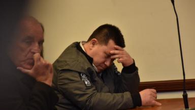 AUDIO: 13 años de cárcel a conductor que mató a otro en discusión