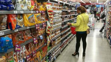 AUDIO: Supermercados esperan listado de precios tras la devaluación