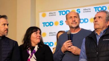 AUDIO: Omar Perotti cuestionó los resultados de las encuestas