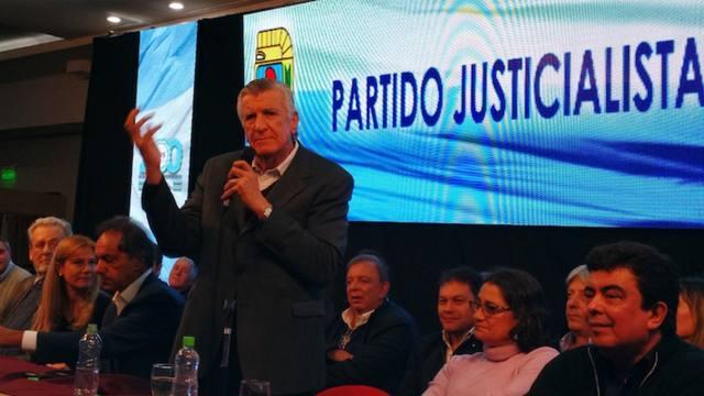 FOTO: Partido Justicialista