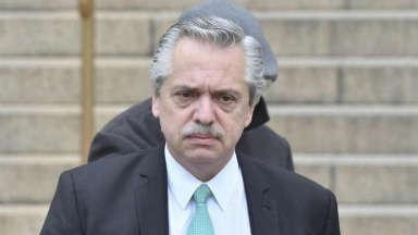 AUDIO: Alberto Fernández culpó al Gobierno por la suba del dólar