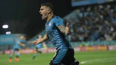 AUDIO: 1° Gol de Belgrano a San Martín (Vegetti)
