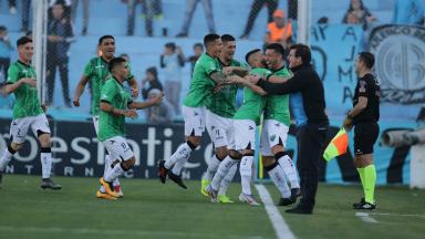 AUDIO: 1° Gol de San Martín a Belgrano (Monteseirin)