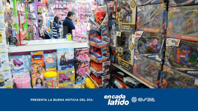 FOTO: Jugueterías fijan precios para el Día del Niño en Santa Fe