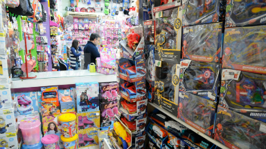 AUDIO: Jugueterías fijan precios para el Día del Niño en Santa Fe
