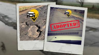 AUDIO: #AdoptaUnBache, una campaña para reclamar por la Ruta 9