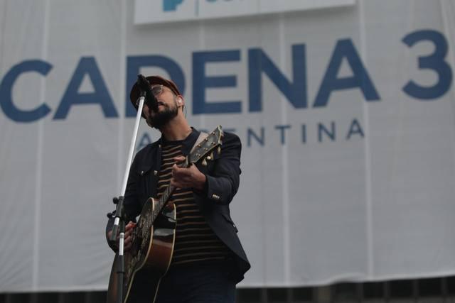 FOTO: Abel Pintos revolucionó a Córdoba con un show colosal