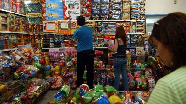 AUDIO: Expectativa en las jugueterías por ventas del Día del Niño