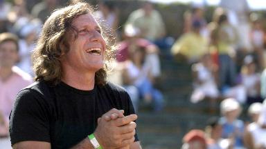 AUDIO: Guilermo Vilas: el inventor del tenis