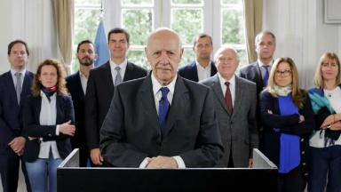 AUDIO: Lavagna suspende temporalmente la campaña