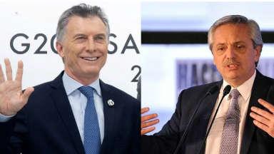 AUDIO: Cuando lo natural es noticia: hablaron Macri y Fernández