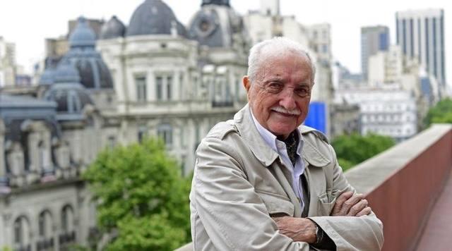 FOTO: Murió José Martínez Suárez, hermano de Mirtha Legrand