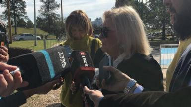 AUDIO: Carrió acusó a gobernadores del PJ por