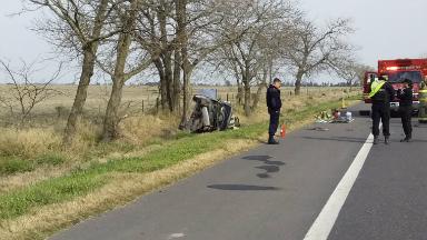 AUDIO: El vehículo iba en dirección a Santa Fe