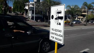 AUDIO: La semana que viene serán efectivas las multas por radar