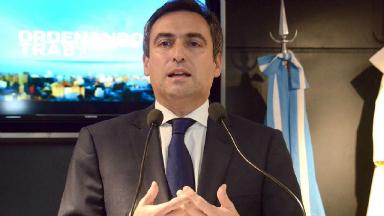 AUDIO: La proclamación de Martín Llaryora sería el 10 de septiembre
