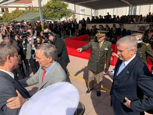 FOTO: Schiaretti participó del festejo por los 75 años del Liceo