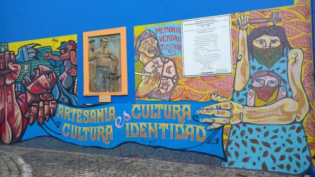 FOTO: Las coloridas postales de un Caminito restaurado
