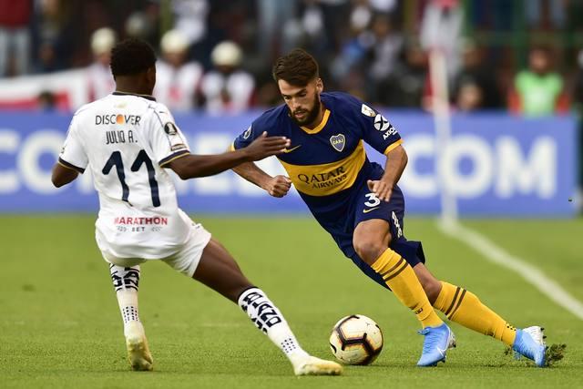 FOTO: Boca logró un triunfo que lo deja a un paso de semifinales.