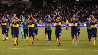 AUDIO: Boca dio un paso gigante con un gran juego colectivo