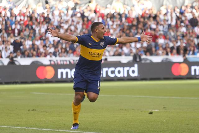 FOTO: Gritos con tonada: vibrá con el relato de los goles de Boca