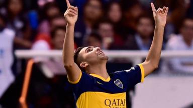 AUDIO: 2º Gol de Boca (Emanuel Reynoso)