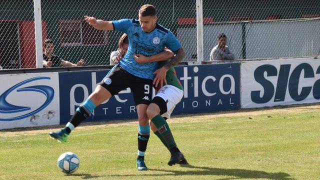 FOTO: Belgrano luchó, pero cayó con Agropecuario en Carlos Casares