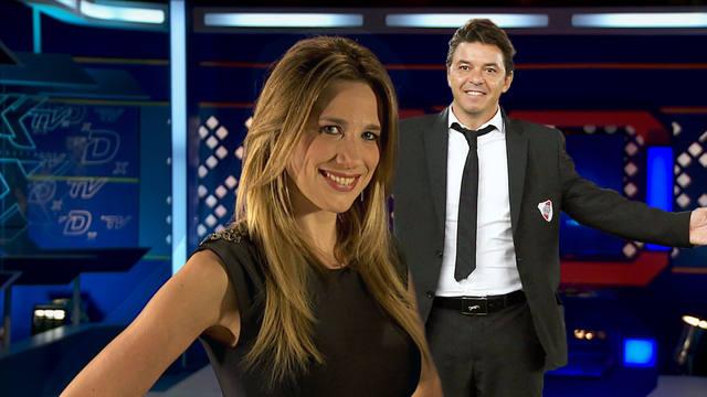 FOTO: ¿Alina Moine, la actual pareja de Marcelo Gallardo?