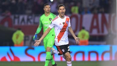 AUDIO: 1º Gol de River (Ignacio Fernández)
