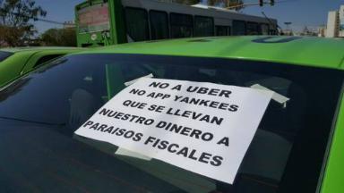 AUDIO: Remiseros presentan nuevo amparo en contra de Uber