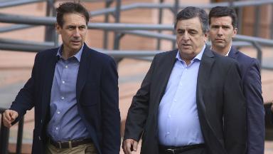 AUDIO: Naidenoff y Negri, sobre los gobernadores: