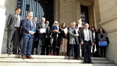 AUDIO: San Luis demandó a la Nación por alterar la coparticipación