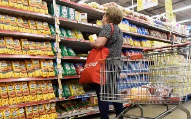Argentina registra su inflación más alta del año