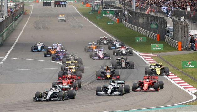 Calendario 2020 Formula 1.La Formula 1 Presento Su Calendario 2020 Con 22 Carreras
