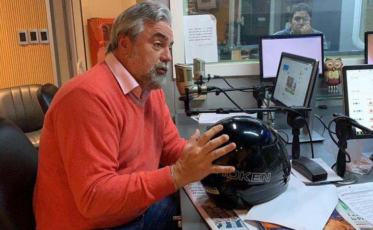 AUDIO: Consejos sobre el casco, elemento clave para salvar vidas